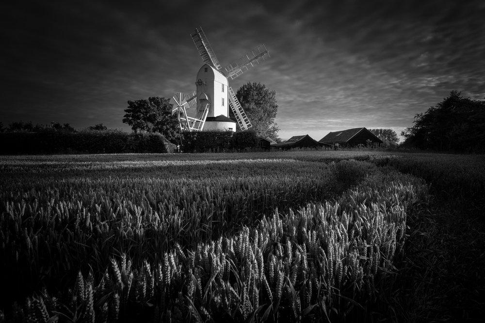 Shimmering - Saxtead Green, Suffolk
