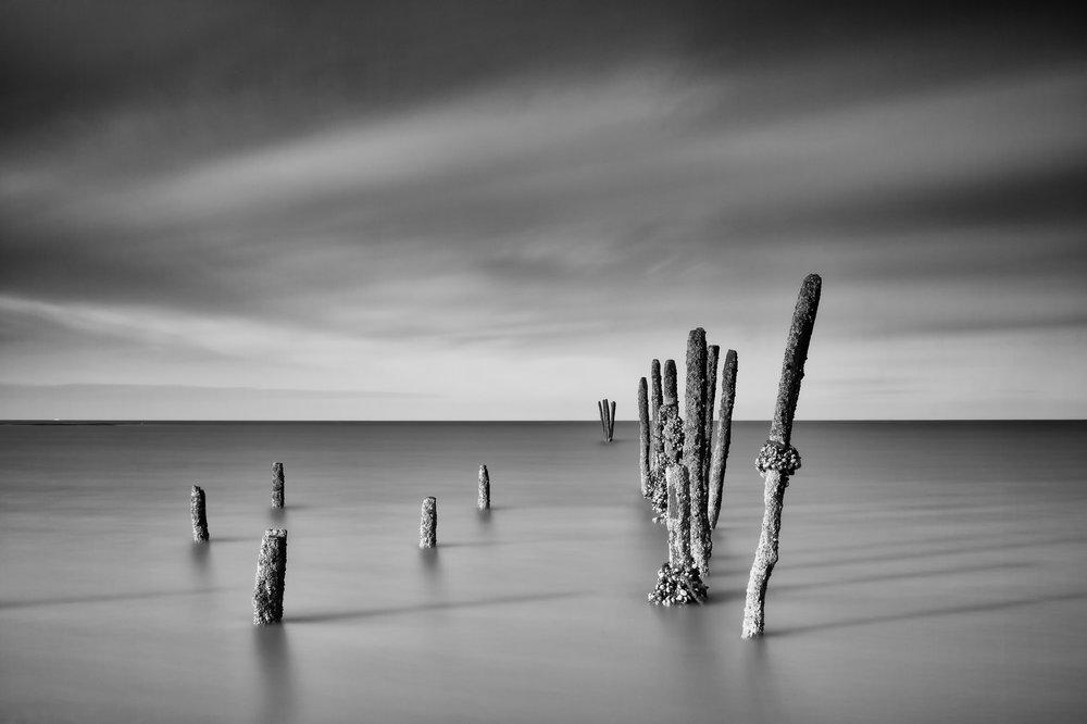 Mussel beds - Hunstanton, Norfolk