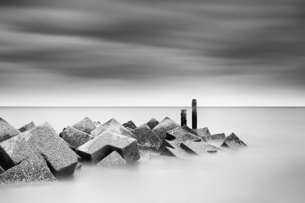 Tetris of the gods - Covehithe, Suffolk