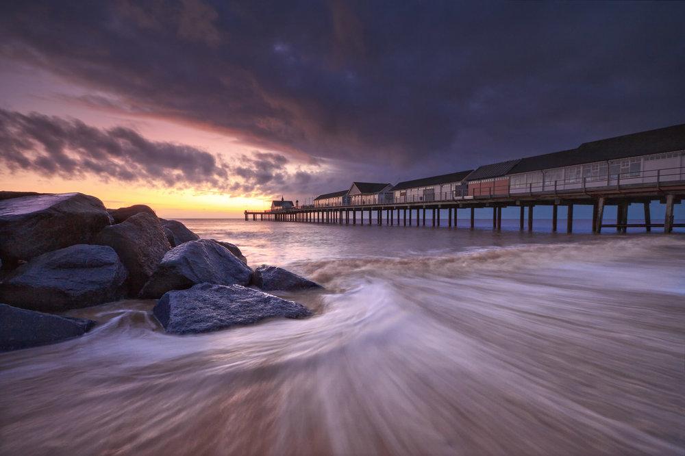 Pier pressure - Southwold, Suffolk