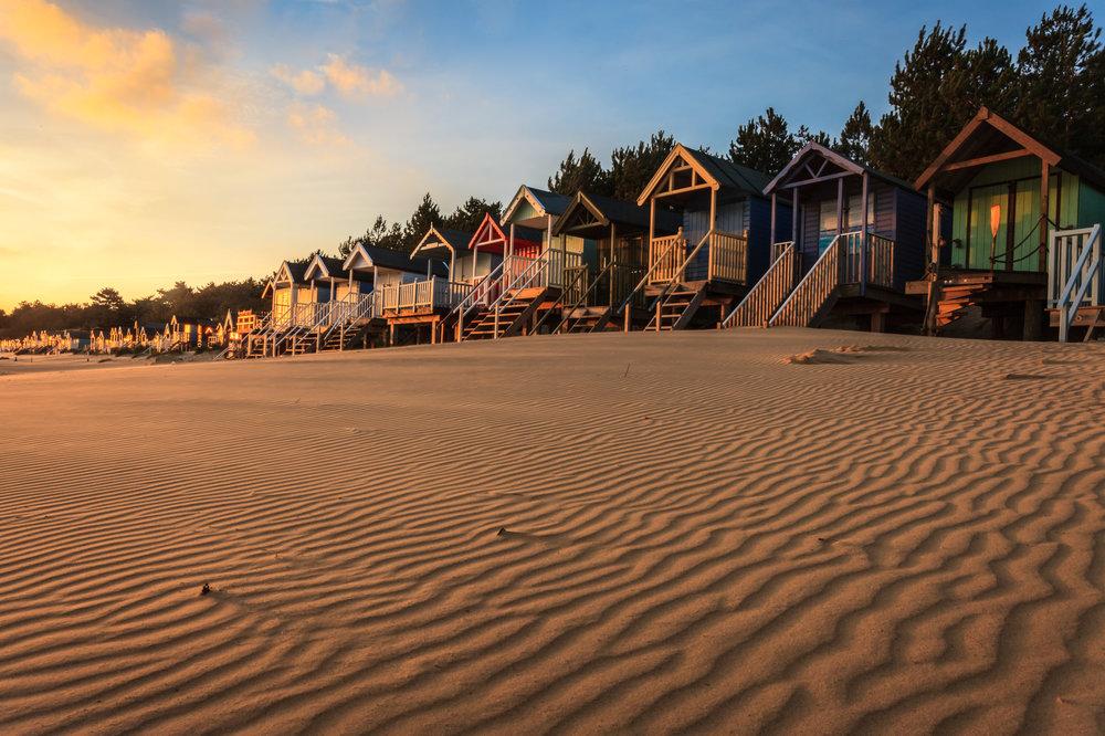 First light - Wells-next-the-Sea, Norfolk
