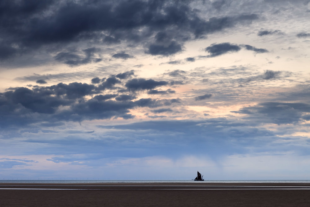Passing - Wells-next-the-Sea, Norfolk