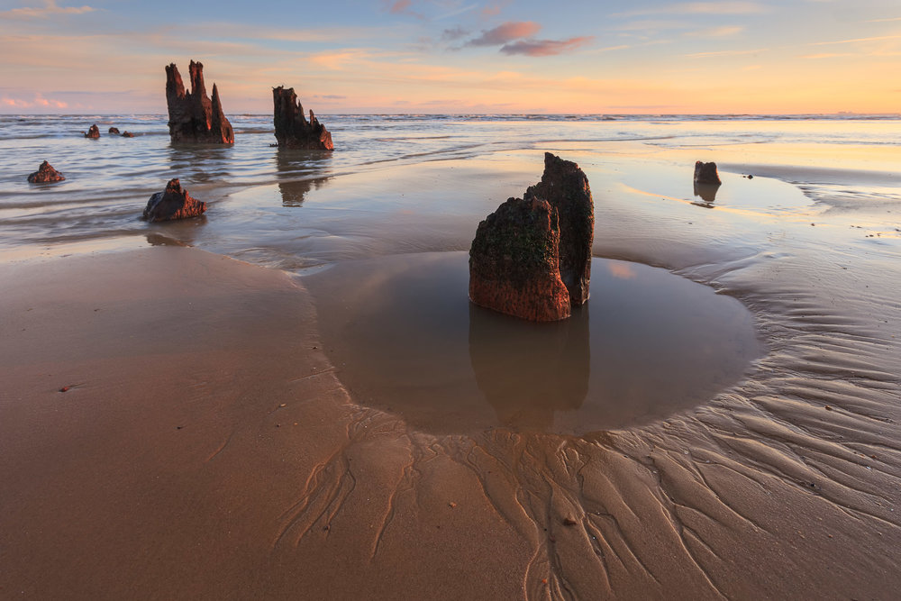 Remains - Walberswick, Suffolk