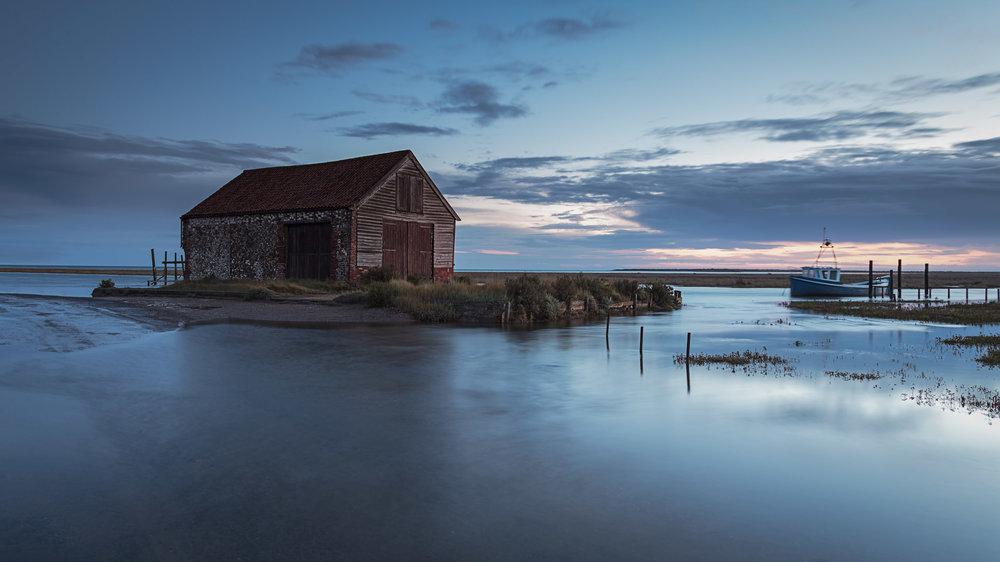 Spring Tide - Thornham, Norfolk