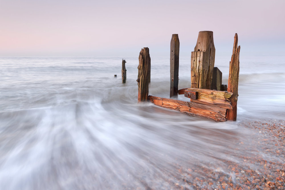 Weathered - Bawdsey, Suffolk