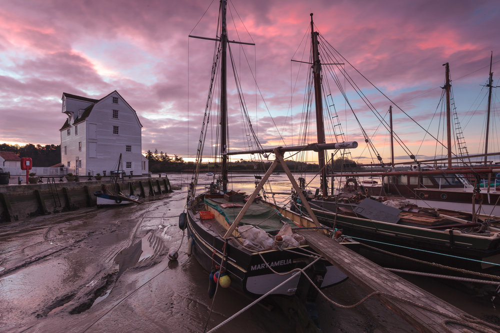 The tide mill - Woodbridge, Suffolk