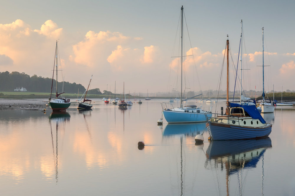 River Deben - Woodbridge, Suffolk