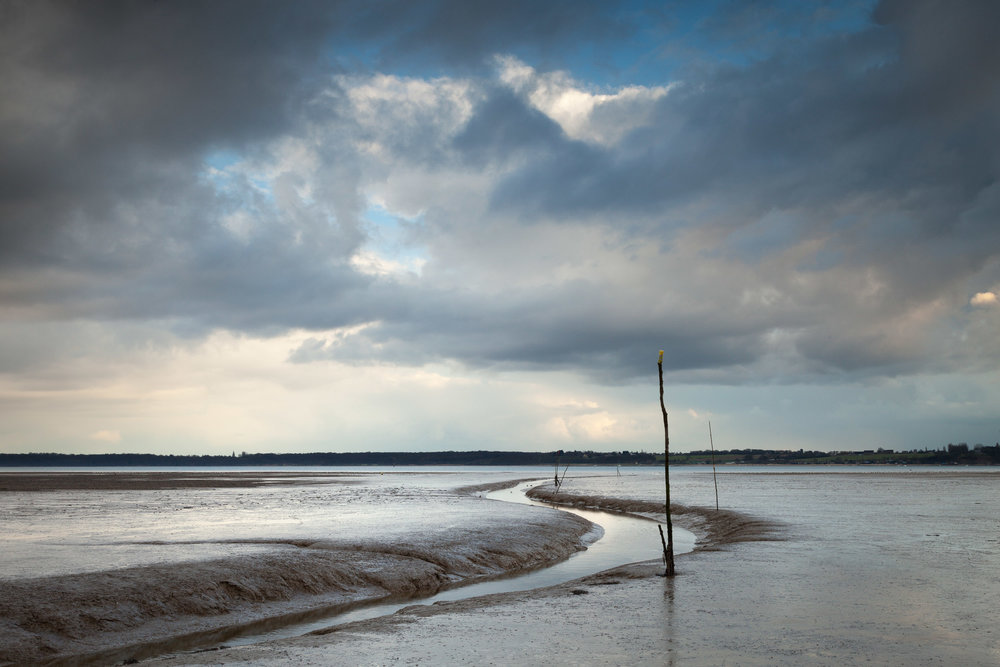 Stour Estuary - Holbrook, Suffolk