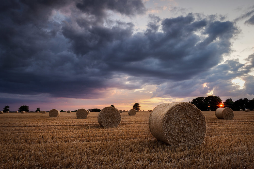 Summer storm - Sproughton, Suffolk