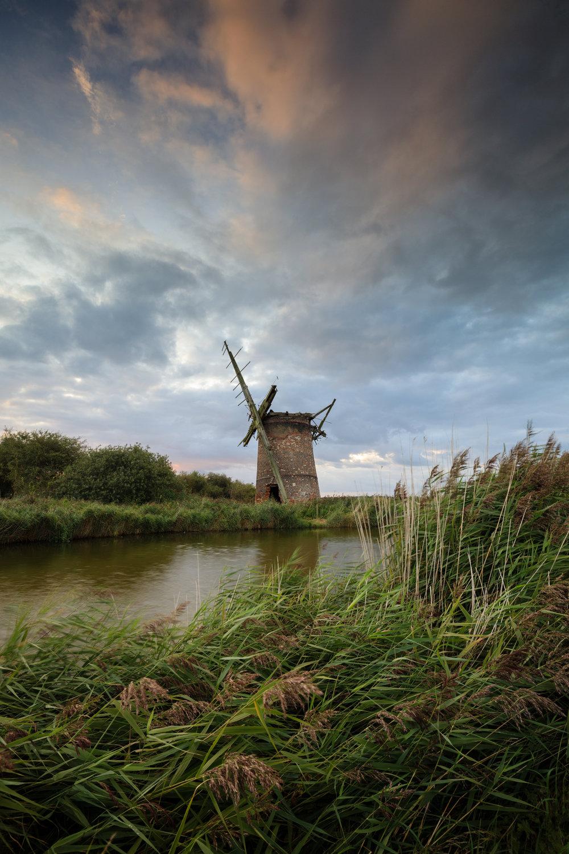 Brograve mill - Horsey, Norfolk