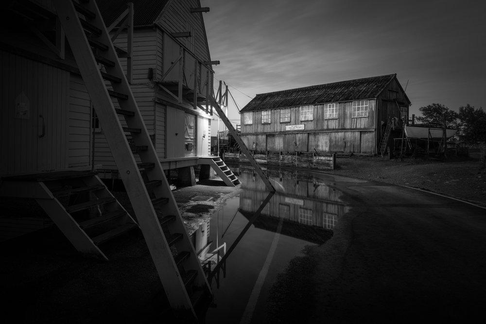 The sail lofts - Tollesbury, Essex
