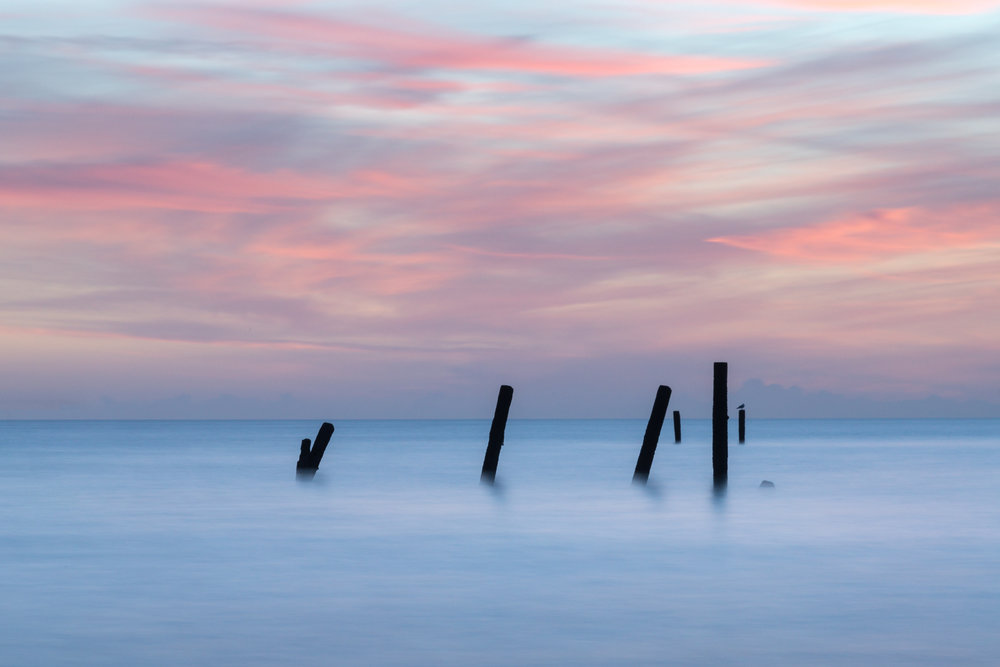 Seagull's rest - Happisburgh, Norfolk