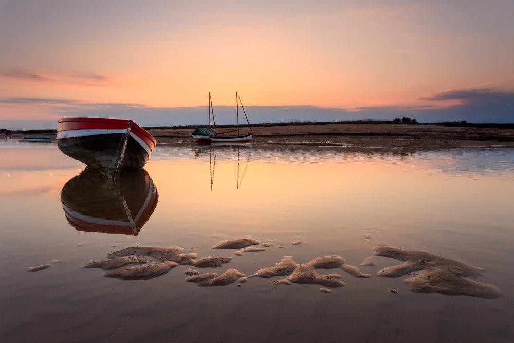 Calm - Burnham-overy-staithe, Norfolk
