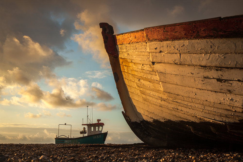 Ship shape - Aldeburgh, Suffolk