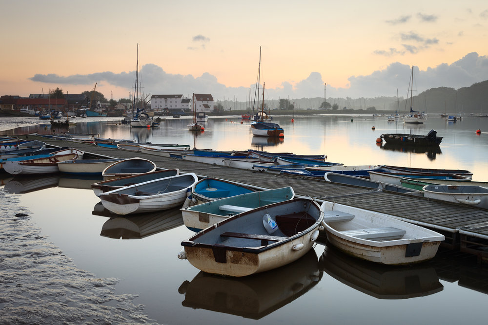 River Deben, Woodbridge, suffolk