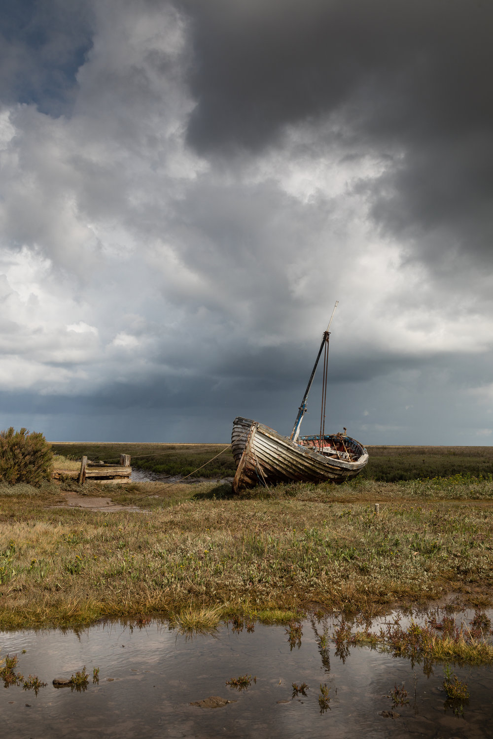 Norfolk light - Thornham, Norfolk