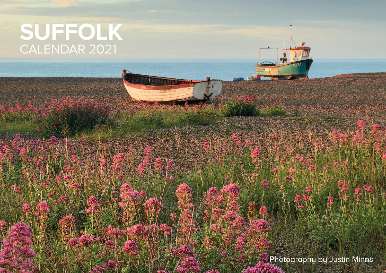 Suffolk 2021 Calendar Images