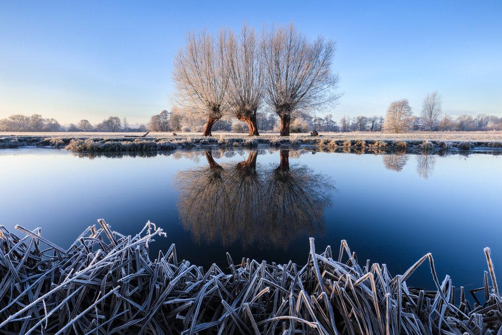 Frostbitten - River Stour, Suffolk
