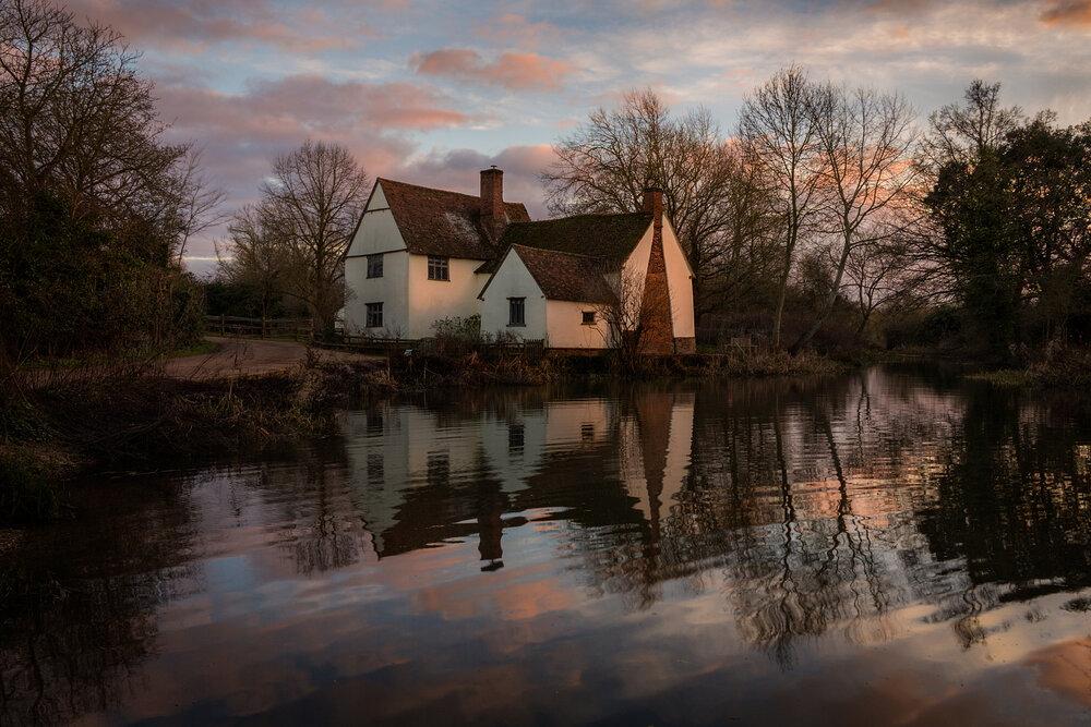 Willie Lotts Cottage - Flatford, Suffolk