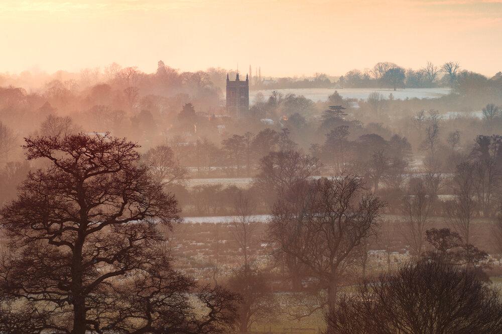 Across the valley - Dedham, Essex