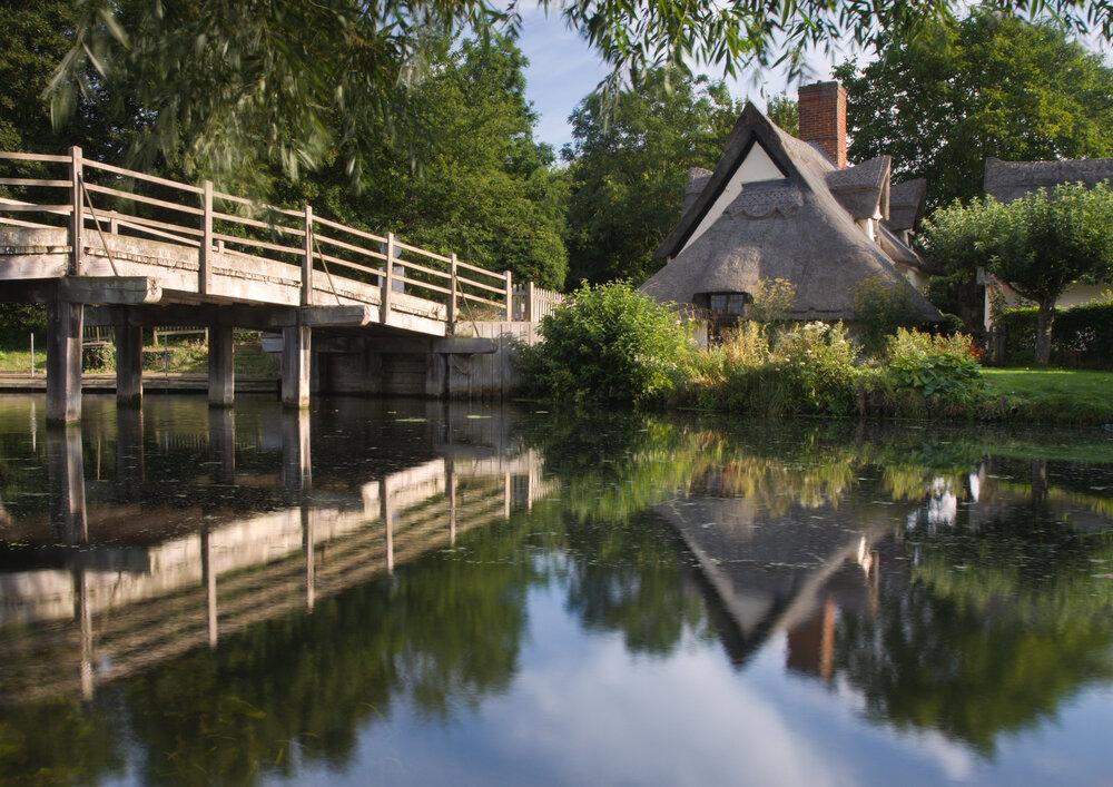 Bridge Cottage - Flatford, Suffolk