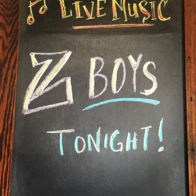 Go get your bread and milk early so you can come out tonite and get in some rocking with the one and only... #livemusicnewport @amatoozinn @zboystonight #perrosaladonewport #margaritas #fun