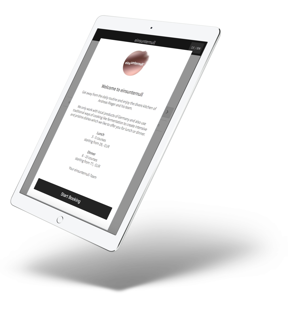 Your guests get notified, for special offers from you and your connected restaurants -