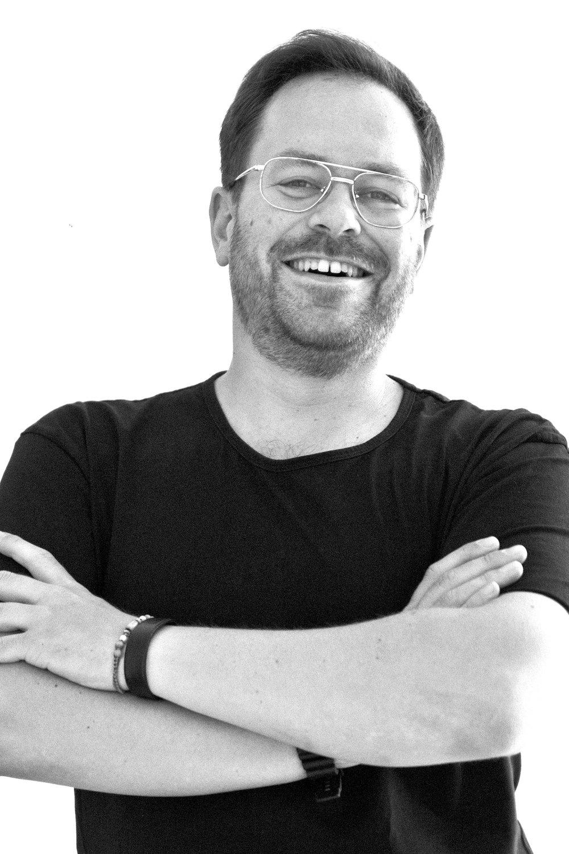 Danny Hagenah   Lead Customer Success & Onboarding, 15 years in hospitality, Tim Raue**, Rutz**