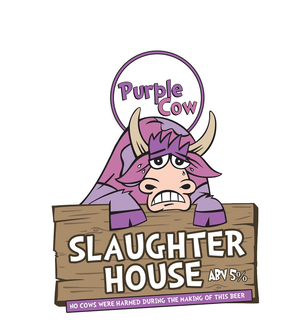 SLAUGHTERHOUSE - 5% ABVThis golden I.P.A is made with two types of malt and a large amount of hops, that come from the U.K and Germany. These give this I.P.A floral and spicy aromas.It's a strong golden ale with a refreshing bitter punch.Taste Note: Citrus Marmalade and SageBuy Now