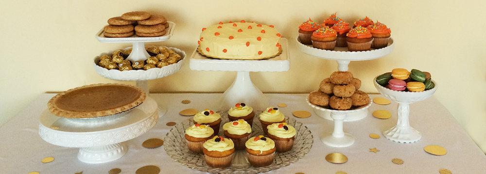 Julia\'s Cake Stand Rentals