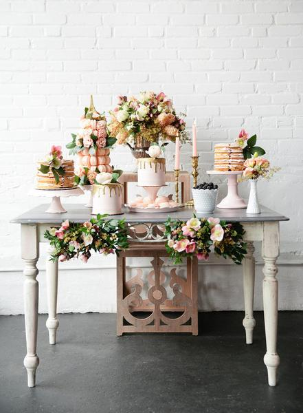Photo Credit:  100 Layer Cake, Carly M Photography ,  Cristen and Co Events