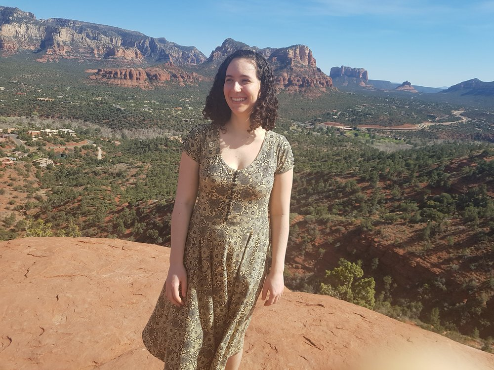 Visiting Sedona, Arizona. The vortex energy was amazing!