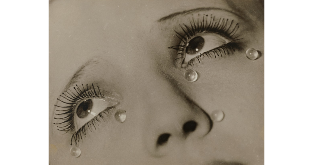 Man Ray, Larmes (Tears), 1932  ©  Man Ray Trust / ADAGP, Paris / BONO, Oslo 2018
