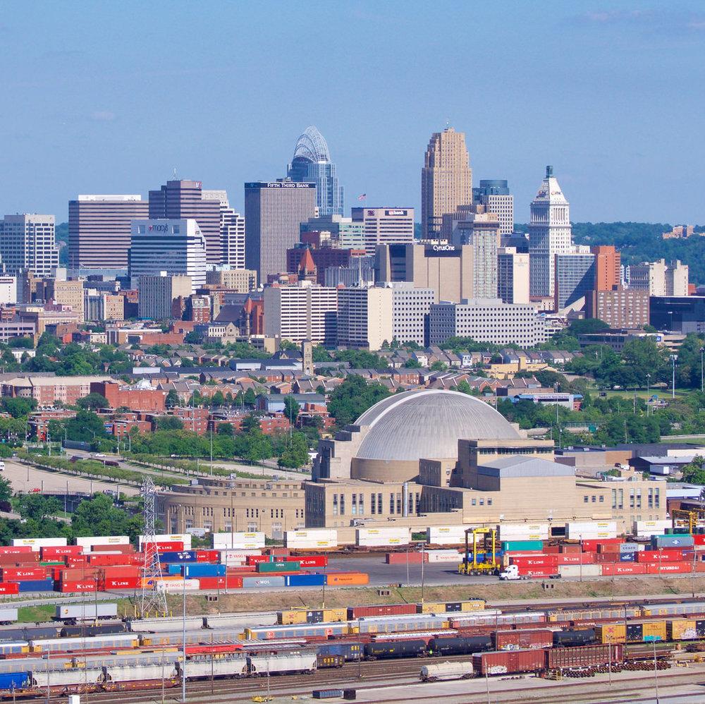 Cincinnati Skyline by taestell.jpg