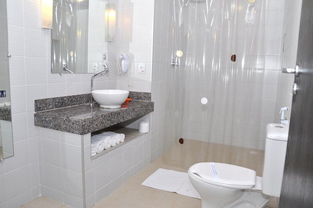 luxo banheiro