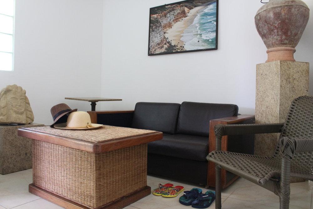 Superior sala de estar