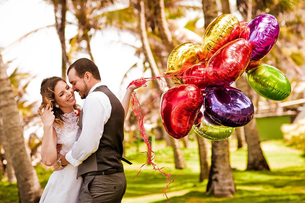 lua de mel ou bodas - Cortesia da decoração, mediante informação no ato da reserva.