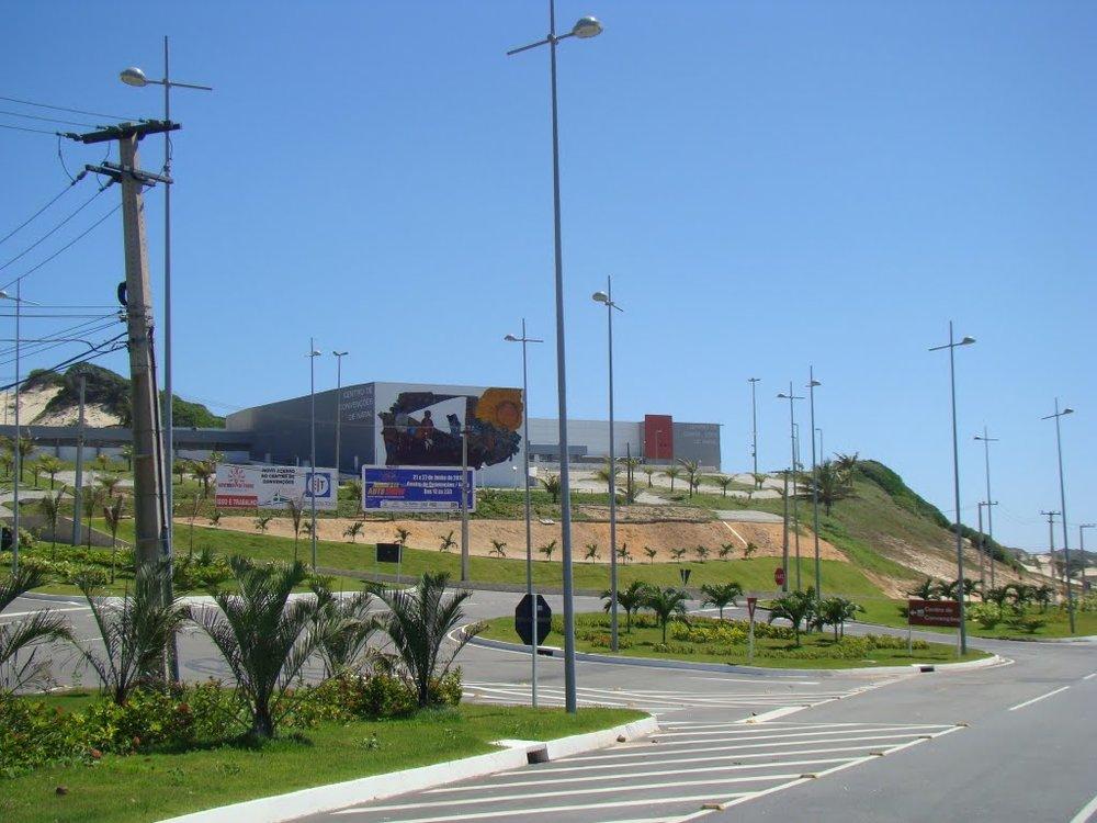 centro de convenções - Via Costeira, S/N - Ponta Negra, Natal - RN, 59090-0014,3 quilômetros do alojamento
