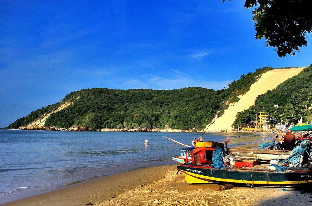 praia de ponta negra - Ponta Negra, Natal - RN7,0 quilômetros do alojamento