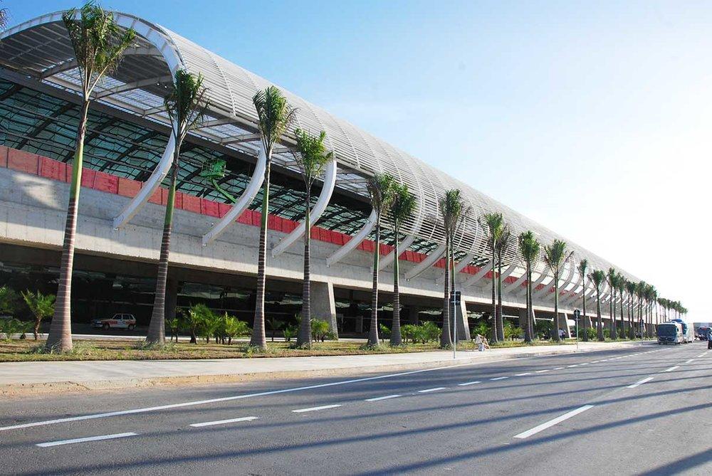 aeroporto de natal - São Gonçalo do Amarante - RN34,8 quilômetros do alojamento.