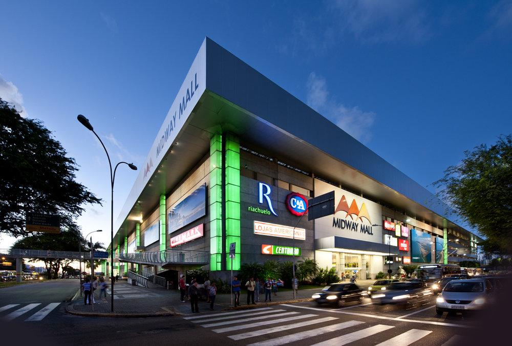 midway mall - Av. Bernardo Vieira, 3775 - Tirol, Natal - RN, 59015-9009,3 quilômetros do alojamento