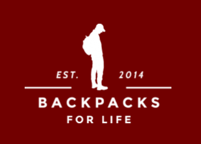 Backpacks for Life Logo