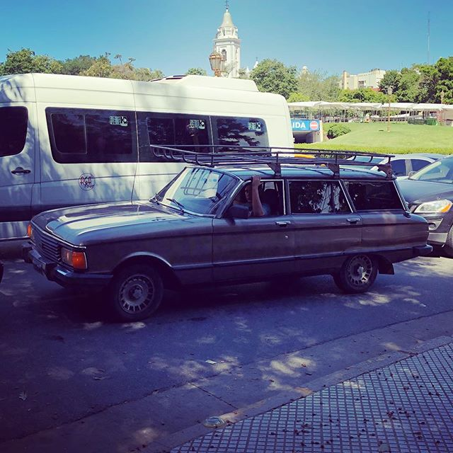 #weirdwagon in #buenosaires