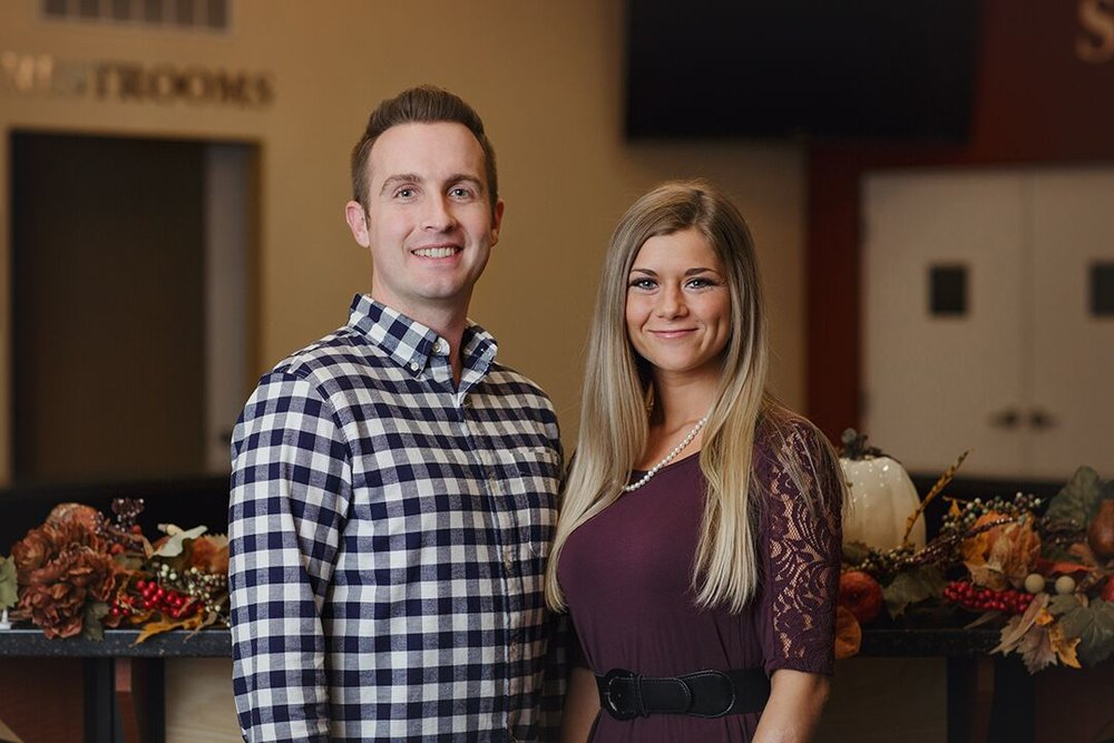 Church Life Pastors  Jonathan & Madelon Nichols