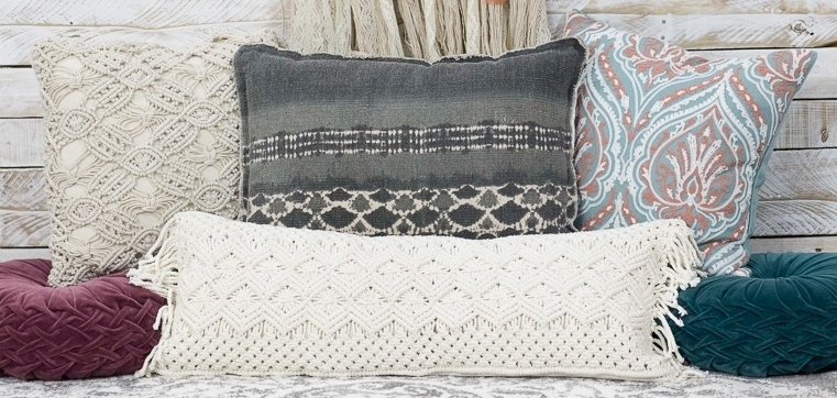 Rugs & Pillows -