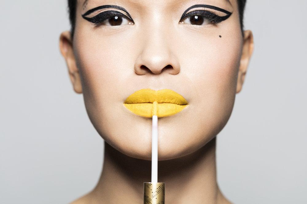 Client: Annabelle Mise en beauté: Andrew Ly Retouche: VIctoria Lord rédits photo: Melany Bernier