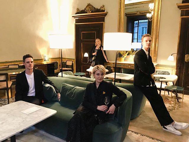 ⚡️Legends of Salon del mobile 2018 #interiordesign #isaloni2018 #Milan