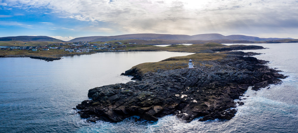 Hamnavoe Lighthouse