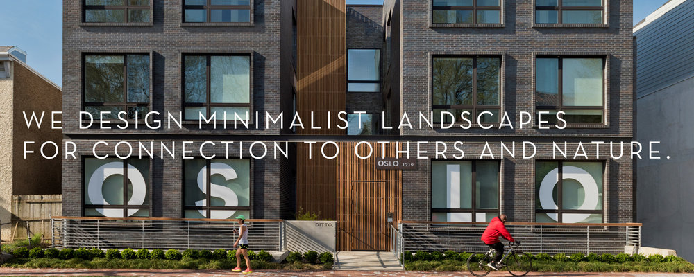 Designed communal spaces by LOCH Collective, Washington D.C.
