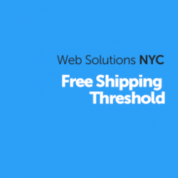 """Add """"$x"""" to get free shipping entices customers to increase their AOV for an incentive. Click to learn more."""